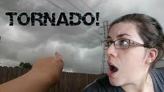 Surprised by a TORNADO! 😳