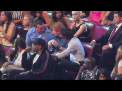 TCA'S 2013! Behind The Scenes (Ed Sheeran, Harry, Demi, The Jonas Brothers)