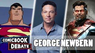 George Newbern Talks About the Impact of Superman & JLReunion | CBD Podcast
