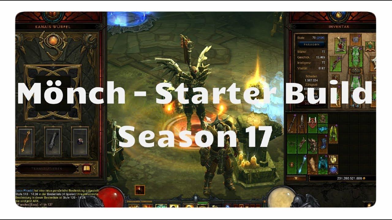 Diablo 3 Season 17 Top Builds