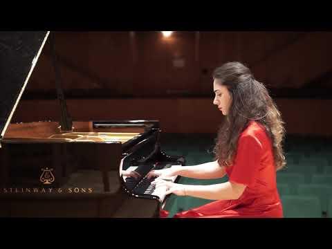Ravel - Gaspard de la Nuit II. Le Gibet Lika Bibileishvili Piano