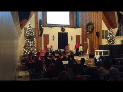 Graceway Christian Academy Christmas Program video 2, 12/09/16