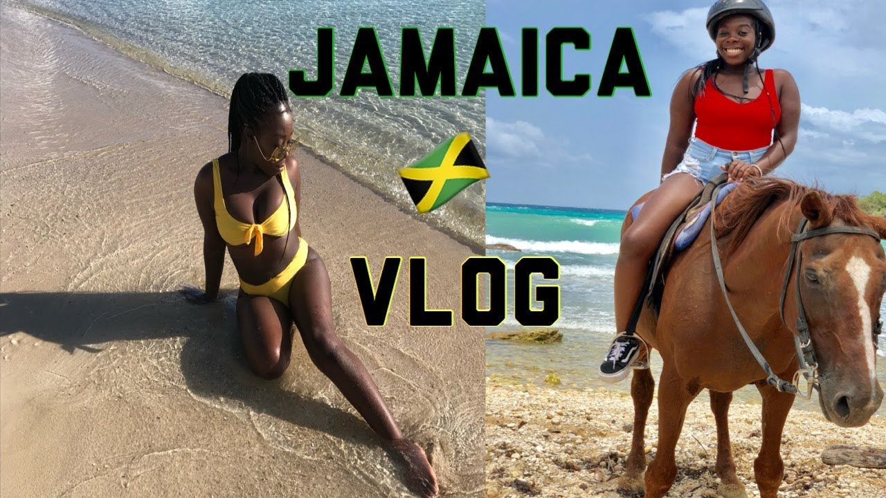 TRAVEL VLOG: JAMAICA