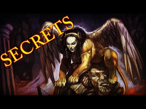 Dungeons and Dragons Lore: Sphinx Secrets
