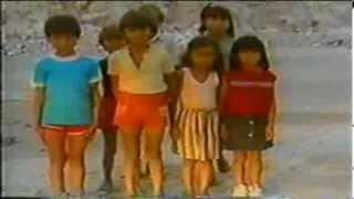 La Mona Al desarme nuclear Videoclip 1986