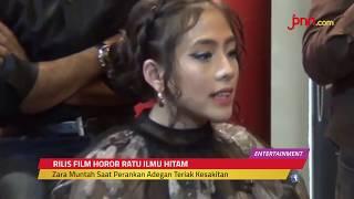 NGERI! Zara JKT48 Teriak Sampai Muntah - JPNN.com