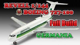 1/144 REVELL BOEING 727-100 \