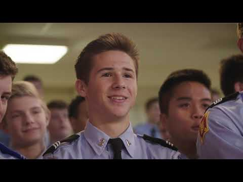 Are you ready Cadet? - Saint Thomas Academy