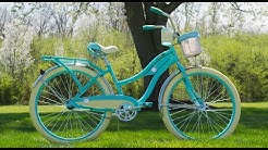 Women's Cruiser Bike with Basket - Huffy Deluxe™