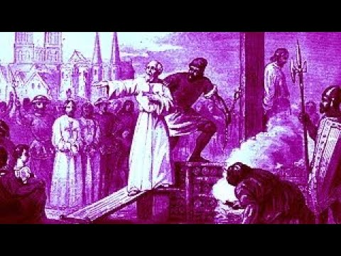Afterlife interview Templar Knight Jacques deMolay, King Phillippe IV France, and Pope Ben