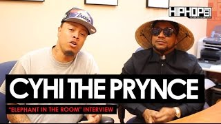 "Cyhi The Prynce Talks  ""Elephant In The Room"", New Album, Black Lives Matter & More With HHS1987"