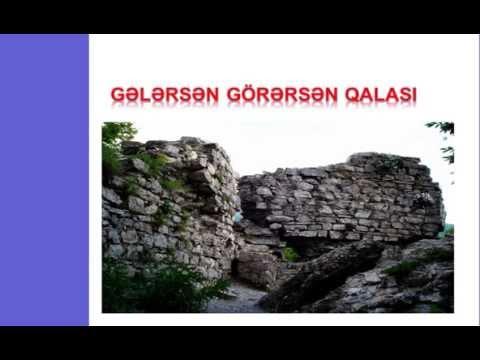 """Image result for """"Gələrsən-Görərsən"""" qalası"""