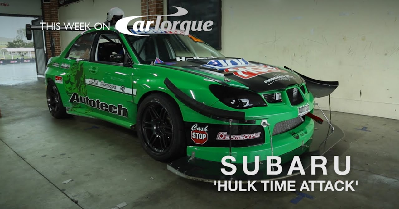 How To Be A Time Attack Race Car Driver