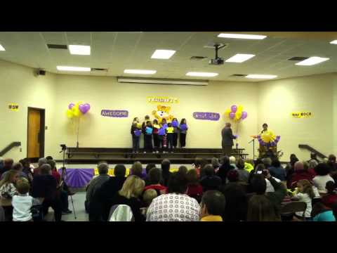 Tallassee Elementary School - Jeanna Huggins - First Grade Award Ceremony