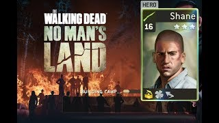New Heroes + Michonne 188 Radio Opening in The Walking Dead: No Man