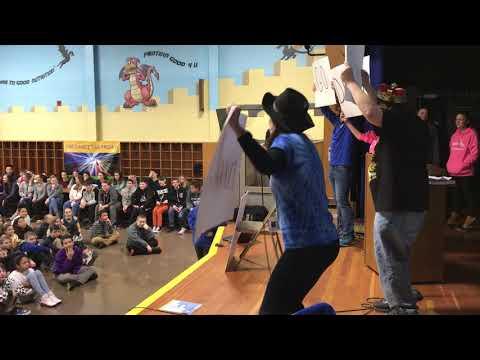 Davisville Middle School Assembly