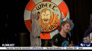 Rooster Teeth Extra Life 2018 Hour 23 & 24