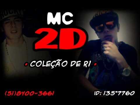 MC 2D - COLEÇÃO DE R1 (DJ MART) Lançamento 2014