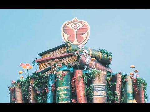 Dimitri Vegas & Like Mike - Stay A While (Tomorrowland Video)