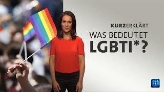#kurzerklärt: Was bedeutet LGBTI*?