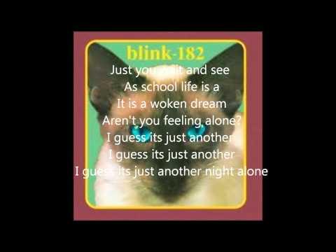 Blink-182-Carousel Lyrics