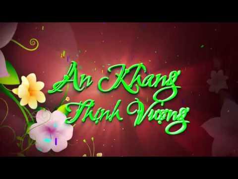 Chúc Xuân an khang