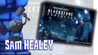 Warhammer Quest: Blackstone Fortress Review With Sam Healey