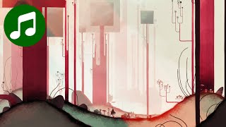 Relaxing GRIS Music & Ambience 🎵 Peaceful Forest (Relaxing Gaming Music | Gris Soundtrack | OST)