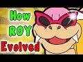 Super Mario - Evolution Of ROY KOOPA (Koopalings 1988 - 2018)
