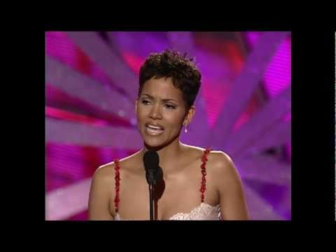 Halle Berry Wins Best Actress Mini Series or TV Movie - Golden Globes 2000