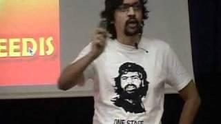 TEDxSSN - Krish Ashok - Disregard Work, Acquire Hobbies