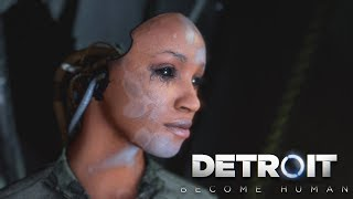 GNIAZDO [#5] Detroit: Become Human