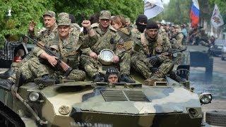 Слава ополченцам Донбасса !!! - песня