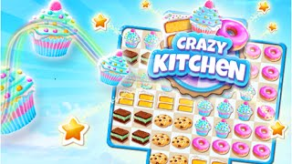 Crazy Kitchen (level 73)