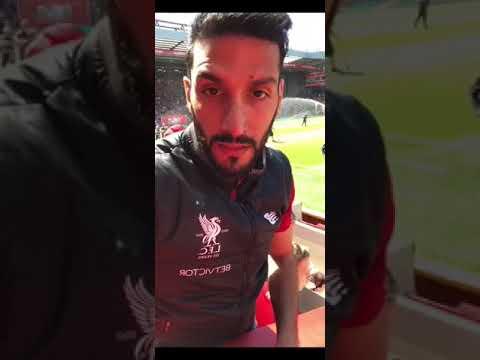 سناب ڤلوغ: ليفربول ٤-٠ برايتون vlog snap: Liverpool 4-0 Brighton
