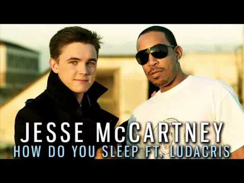 How Do You Sleep Lyrics-Jesse McCartney ft. Ludacris - YouTube - photo#15