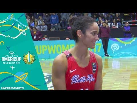 Puerto Rico vs Brazil - Post Game Show - FIBA Women