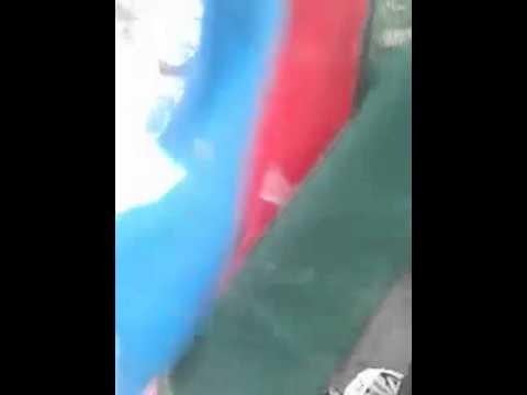 Oxu.Az - Azərbaycan bayrağını...