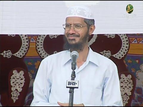 Qismat Aur Taqdeer Ka Kya Matlab Hai? - Brilliant Answer By Dr. Zakir Naik