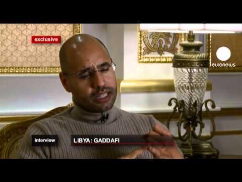 Exclusive: Saif al-Gaddafi 'wants money back from Sarkozy'