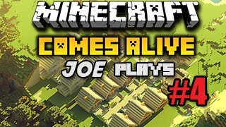 Minecraft Comes Alive: Episode 4 (She said YES!)