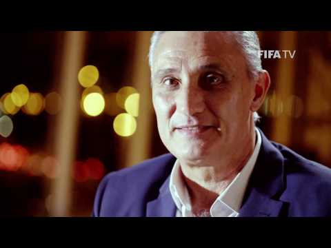 Interview with Tite - Brazil's New Head Coach