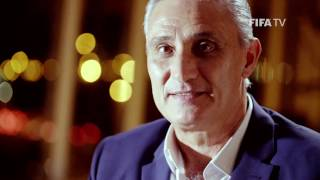Interview with Tite - Brazil