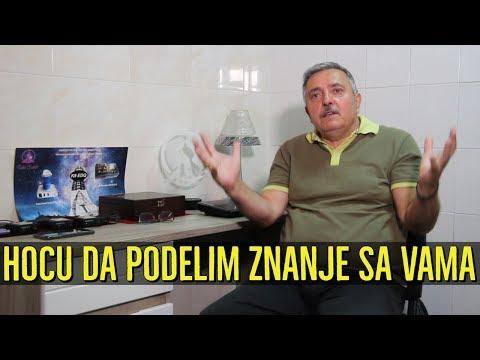 Goran Marjanovic - Putovanje kroz Paralelne Svetove je moguce - Intevju 2019 NOVO