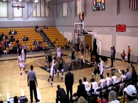 Hendrix College vs. Centre College (2/15/13) Part 2