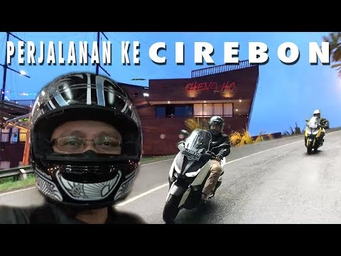 Perjalanan ke Cirebon