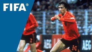 Johan Cruyff Skills and Highlights!