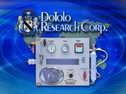 Dotolo Research Corp. - Colon Hydrotherapy Equipment