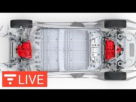 Tesla Model 3 Dual Motor Coming July (or not)