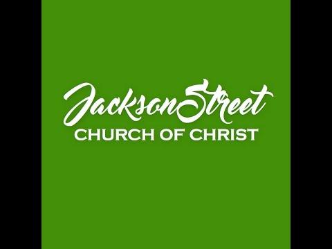 Jackson Street COC Live Stream